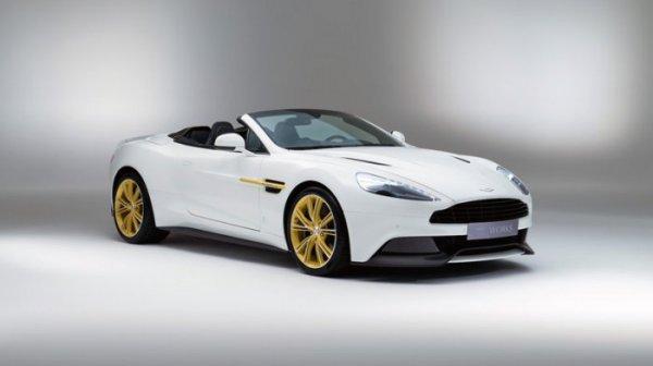 Юбилейный суперкар от Aston Martin (11 фото)