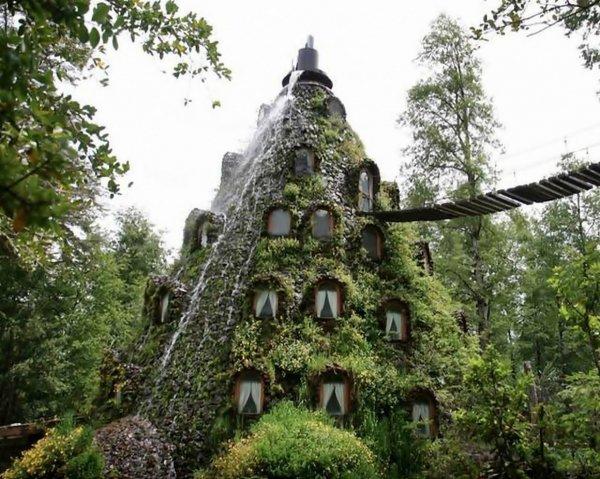 Топ-10: Самые необычные отели в мире