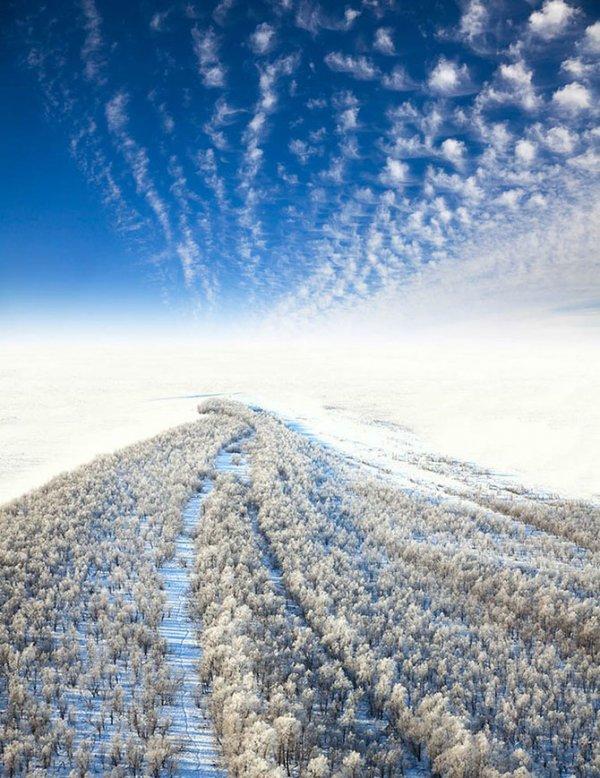 Великолепие нашей планеты в фотографиях (38 фото)