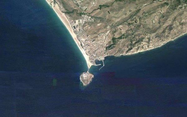 Марроки: самая южная точка континентальной Европы (7 фото)