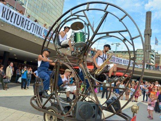 Эль Родафонио – самое сумасшедшее музыкальное изобретение в мире (фото + 2 видео)
