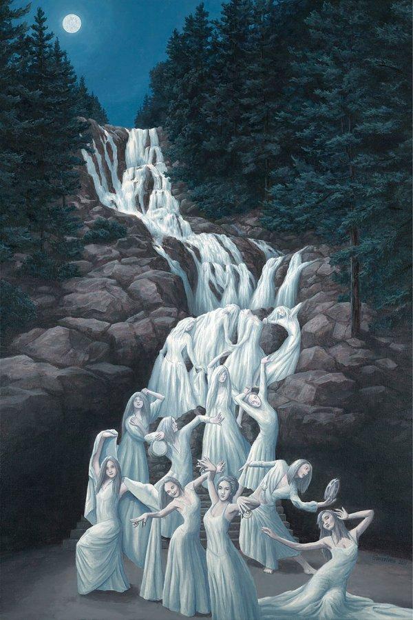 Потрясающие иллюзии Роберта Гонсалвеса (18 фото)