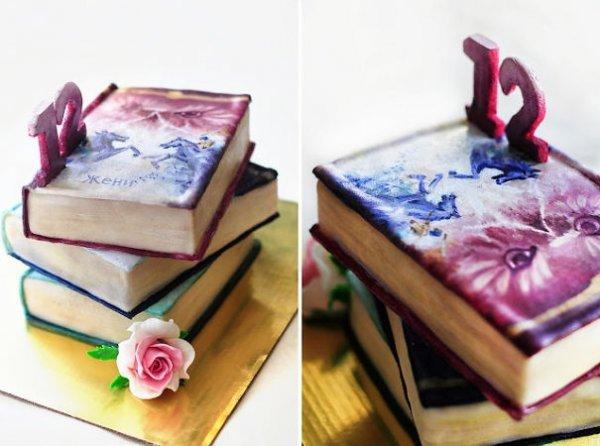 Торты как произведения кондитерского искусства (26 фото)