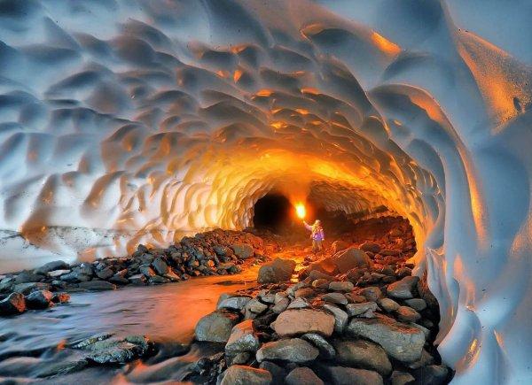 Эти грандиозные пещеры вас просто поразят!
