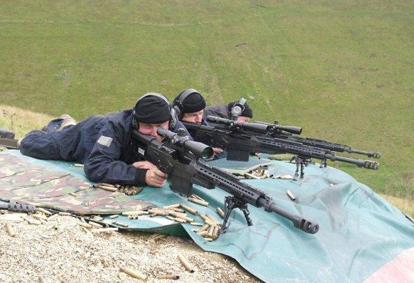 Самые известные снайперские винтовки (10 фото)