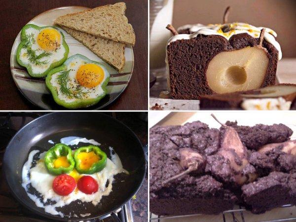 Кулинарные неудачи и разочарования (16 фото)