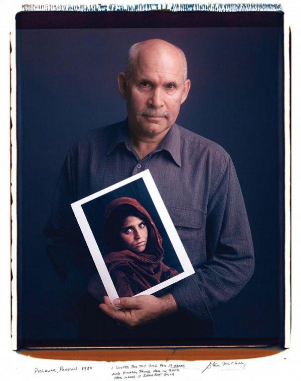 Легенды фотографии в проекте Тима Мантоани (16 фото)