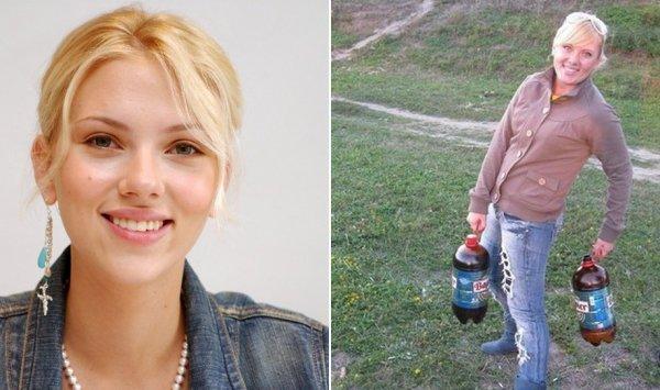 Свои голливудские звёзды есть и в России (13 фото)