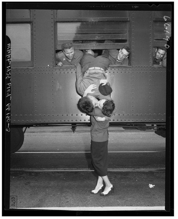 Топ-11: Замечательные фотографии, запечатлевшие любовь