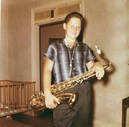 Знаменитости в детстве и юности (19 фото)