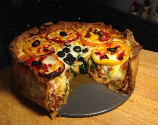 Топ-10: Альтернативные способы приготовления пиццы