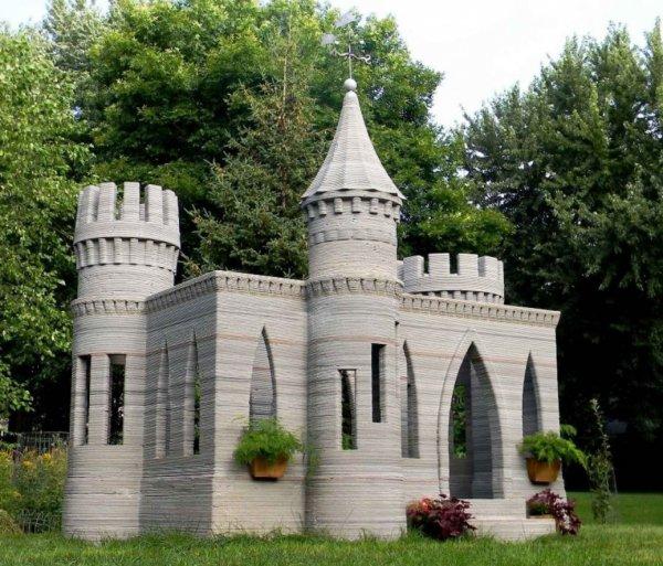 Топ-10: Самые невероятные строения, созданные одним человеком