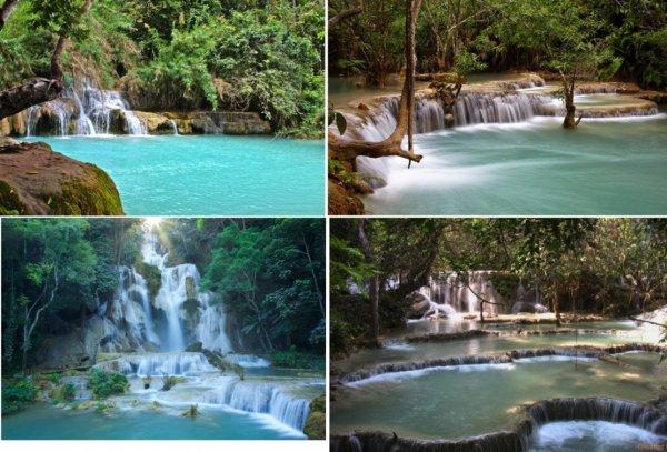 Топ-11: Самые впечатляющие природные водоемы планеты