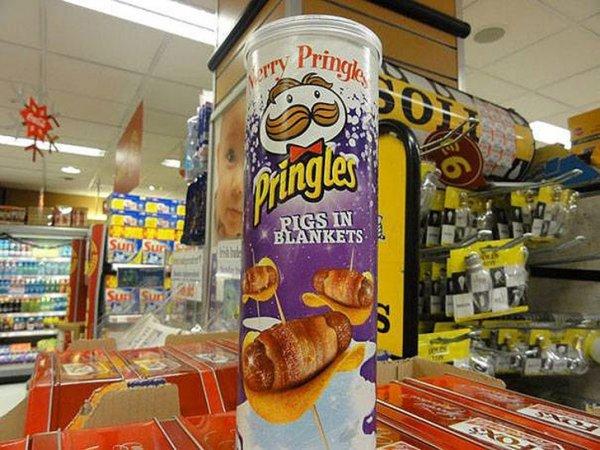 Самые необычные вкусы чипсов (27 фото)