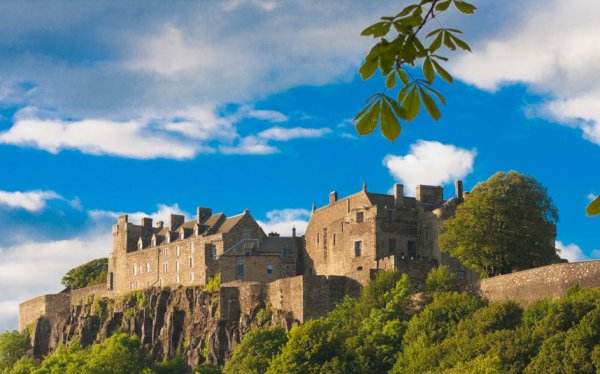 Лучшие замки Британии (7 фото)
