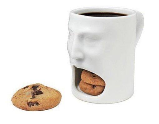 Топ-10: Удобные чашки с кармашками для печенья