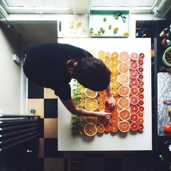 Кухня Бриттани Райт (19 фото)