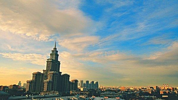 Топ-10: Самые высокие здания Европы