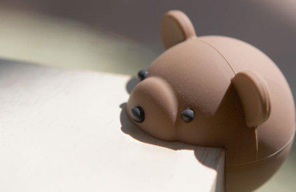 Забавные насадки на углы в виде животных (9 фото)