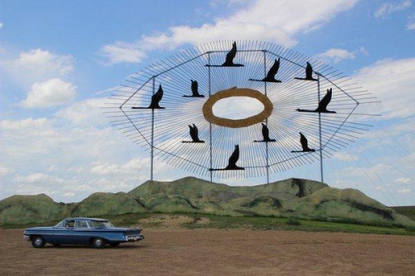 Очарованное шоссе Гэри Греффа (14 фото)