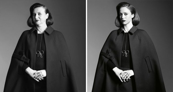 Модная фотосессия для обычной женщины (11 фото)