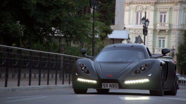 Суперкар R1 RS для повседневной езды (7 фото)