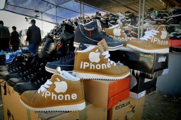 Известные бренды в мире подделок (15 фото)