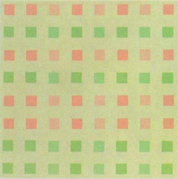 Тест Рабкина на выявление дальтонизма (27 фото)