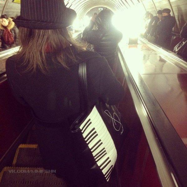 Мода московского метро (32 фото)