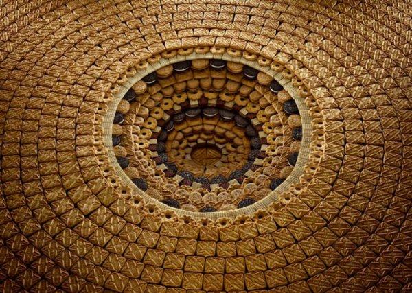 Сладкая архитектура Сэма Каплана (6 фото)