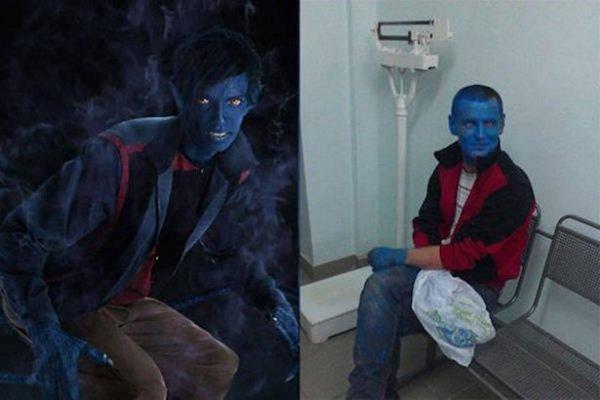 Знаменитости и их двойники в России (25 фото)