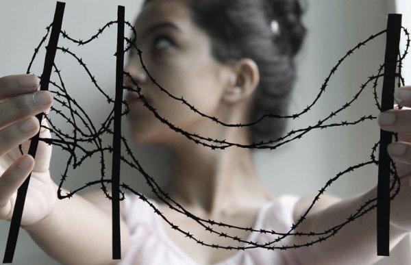Бумажные трафареты индийской художницы Парт Котекар (19 фото)
