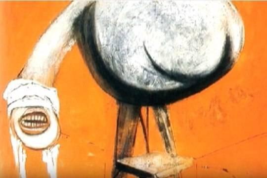 В Испании неизвестные похитили пять картин Фрэнсиса Бэкона