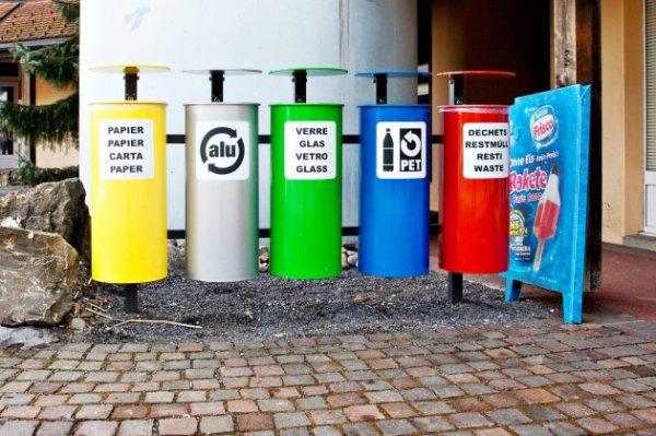В Швейцарии успешно решают проблемы мусора