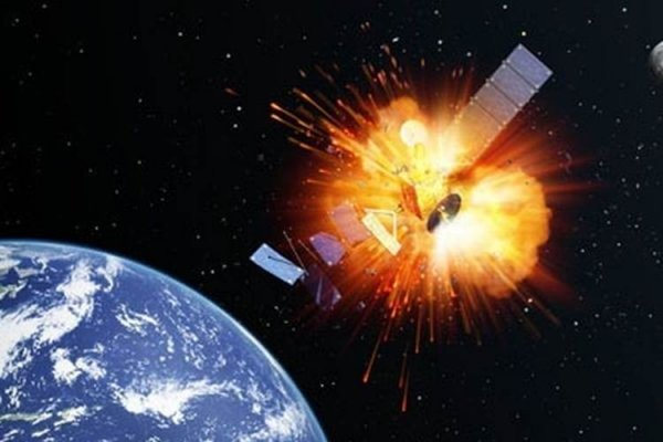 В НАСА планируют устроить в Космосе пожар