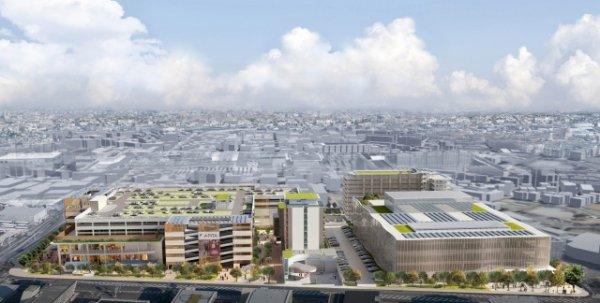 В Японии займутся строительством «интеллектуального» мегаполиса
