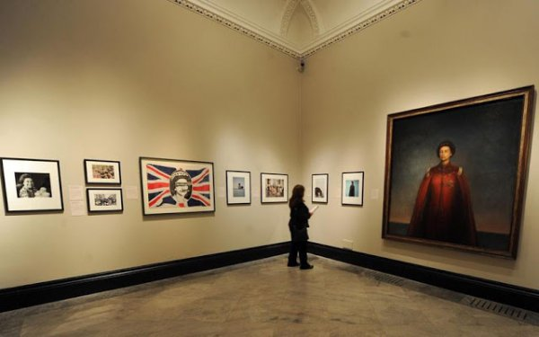 В Третьяковской галереи открыли выставку портретов выдающихся британцев