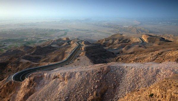 В ОАЭ хотят построить горный массив, дабы решить проблему нехватки воды