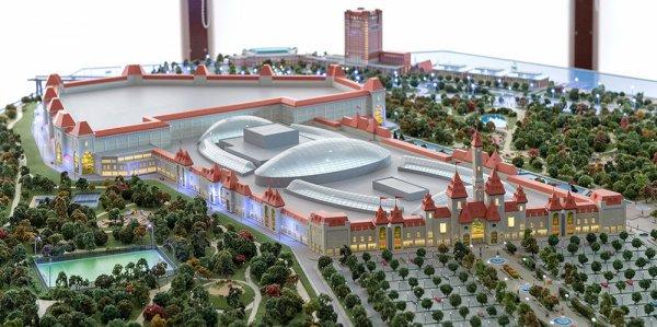 Московский парк «Остров сокровищ» будет посещать до десяти миллионов людей ежегодно