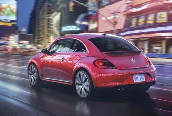 Корпорация Volkswagen создаст первую в мире машину, в названии которой присутствует хэштег