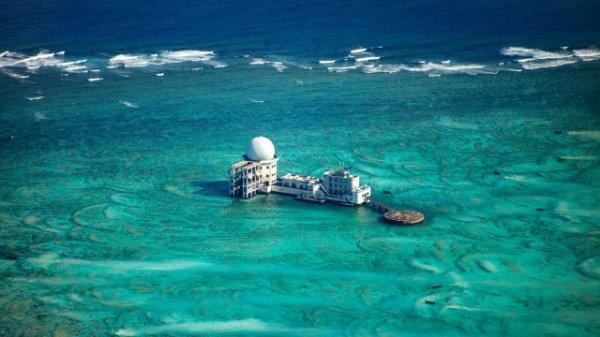 Китай планирует заняться строительством подводной лаборатории