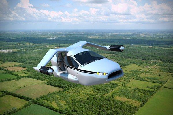 Ларри Пейдж из Google увлекается летательными аппаратами