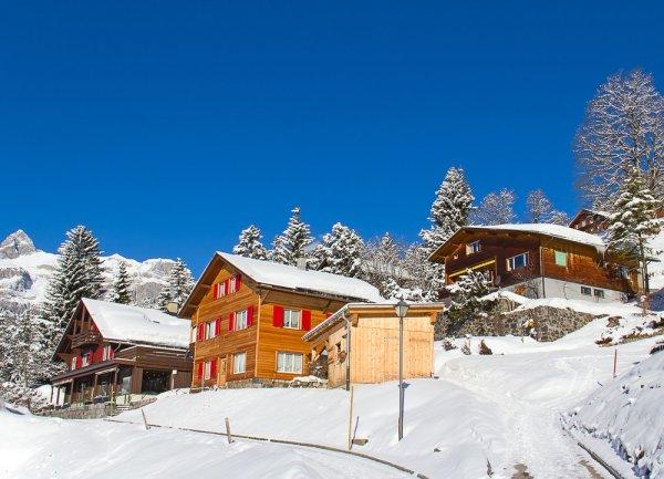 Спрос на жильё во Французских Альпах опять возрастает