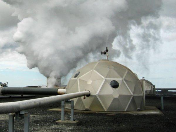В Исландии углекислый газ будут превращать в камень