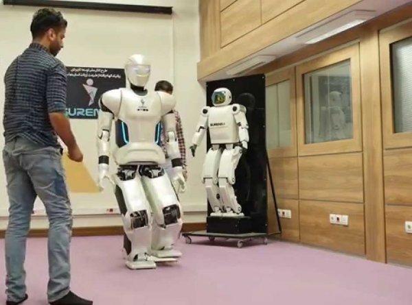 Инженер из Ирана хочет создать робота-строителя