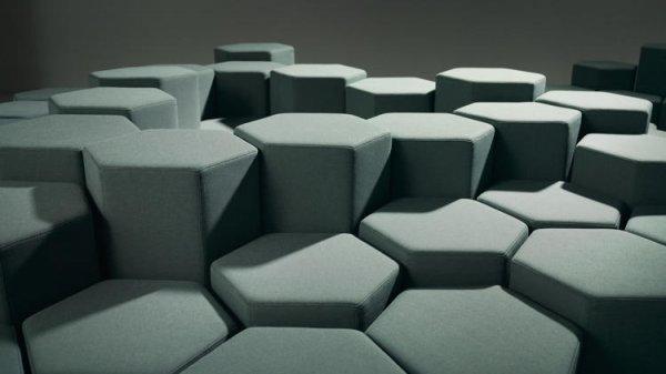 Итальянские дизайнеры придумали модуль, позволяющий создавать «интеллектуальную» мягкую мебель
