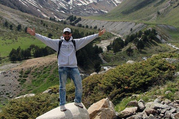 Житель Кировского региона решил преподнести себе на День Рождения гору Эльбрус