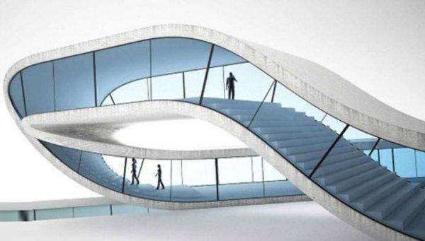 Нидерландский архитектор хочет с помощь 3D-принтера создать «бесконечный дом»
