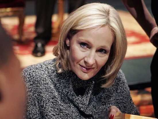 Джоан Роулинг больше не собирается писать о Гарри Поттере