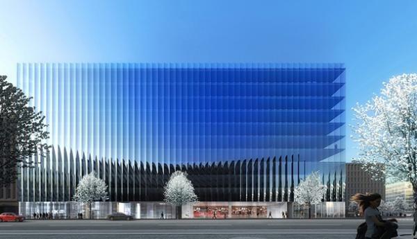 В США появится полностью прозрачное офисное здание